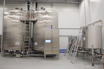 Algist Bruggeman réservoirs de stockage