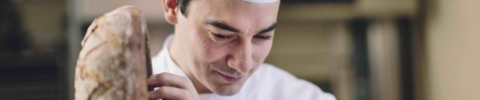 Algist Bruggeman Desem un boulanger