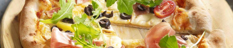 Algist Bruggeman inspiratie pizza
