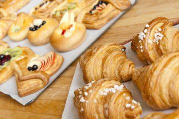Algist Bruggeman Pulso Viennoiserie croissant